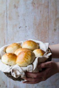 Homemade Sweet Rolls – Basic Bun Recipe (Boller)