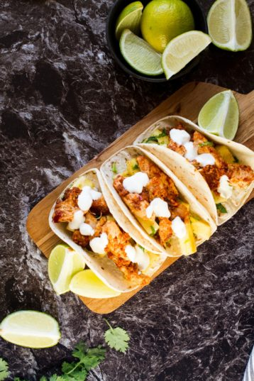 Super Easy Super Tasty Tacos al Pastor