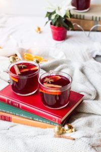 Mulled Wine Recipe (Nordic Gløgg + Non-Alcoholic)