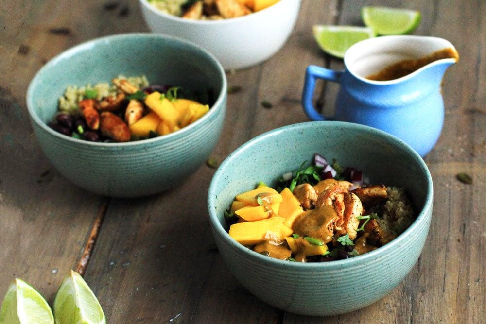 Mango Chipotle Bowl