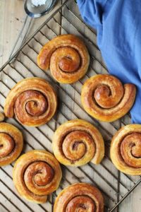 The Best Ever Easy Fluffy Cinnamon Rolls