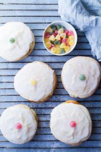 Apricot & Rum Pastry Cream Soft Cake (Skilpaddekake / Turtle Cake)