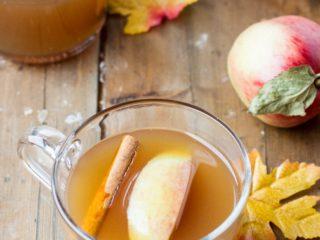 Hot Mulled Apple Cider (Eplegløgg)
