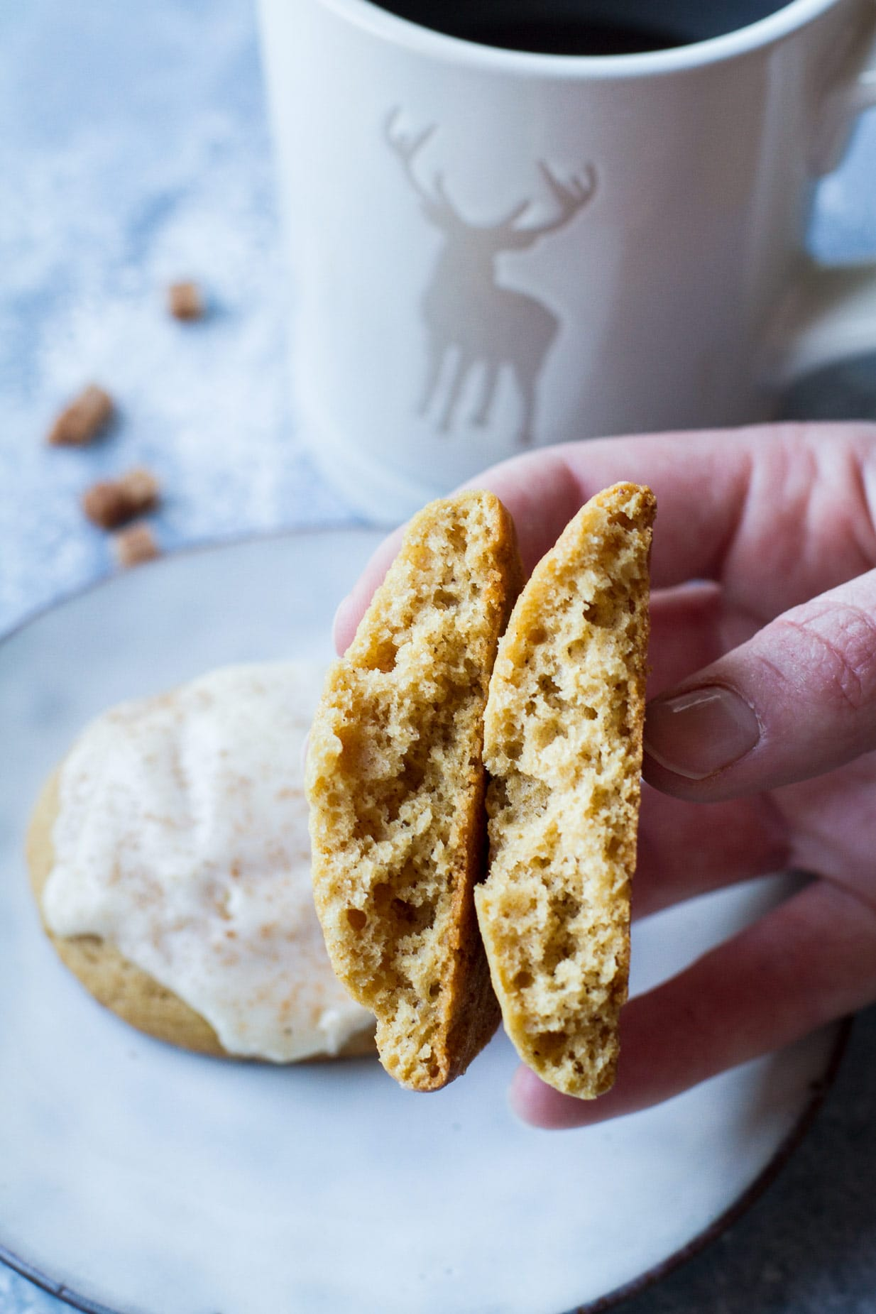 Vixen's Soft and Chewy Eggnog Cookies