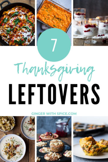 7 Tasty Ways to Use Your Thanksgiving Leftovers
