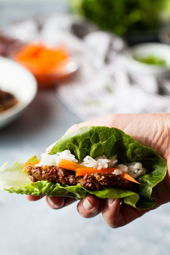 Beef Bulgogi (Spicy Korean BBQ) - Ginger with Spice