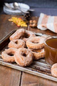 Amazing Apple Cider Donuts Recipe