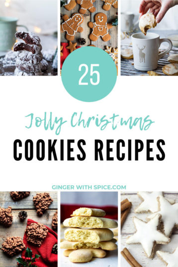 25 Jolly Christmas Cookies Recipes