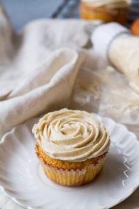 How to Make Spiced Brown Buttercream Frosting